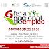 "Abre Sexta Feria Nacional de empleo ""Matamoros 2018"", más de mil vacantes"