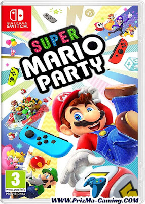 Download Super Mario Party [Switch] NSP [ISO] File | PrizMa Gaming