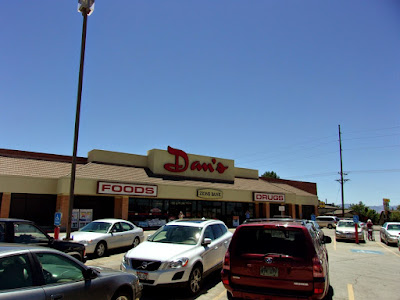 Dan's Grocery Store in Salt Lake City - photo by gvan42