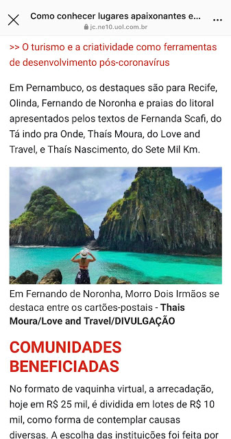 Ebook Lugares Apaixonantes pelo Brasil