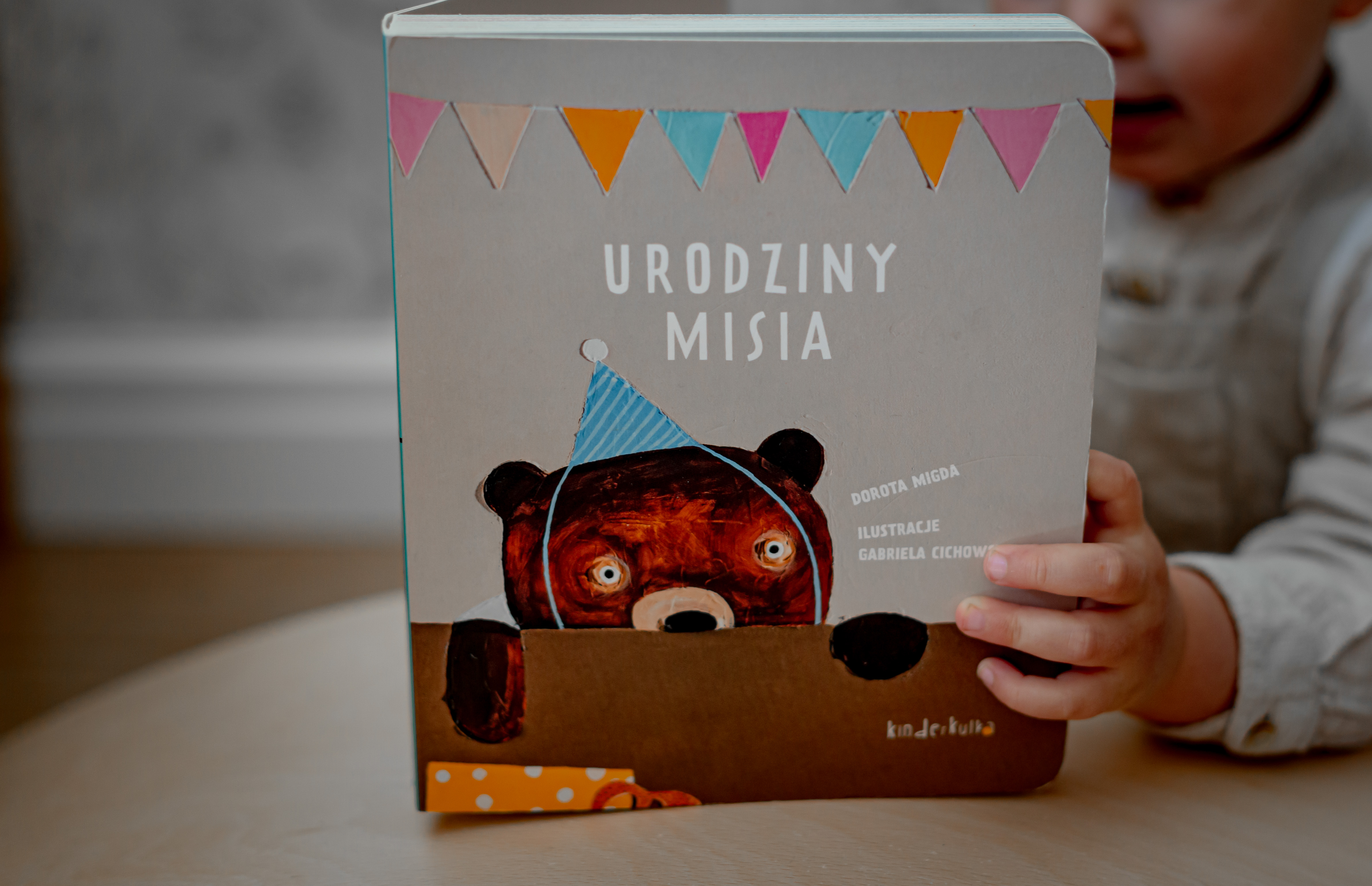 Urodziny misia,  Dorota Migda