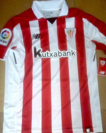 New Balance Athletic Bilbao 17 18 Trikots Geleakt Nur Fussball