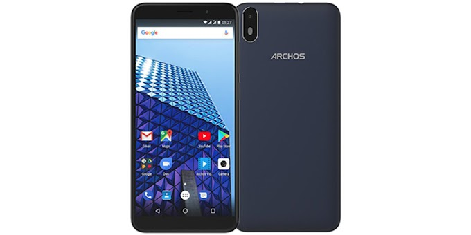 Archos Access 57 4G officially announced with Android Go and massive display