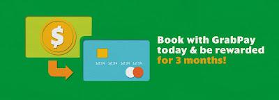 Grab Malaysia GrabPay Free Ride Discount