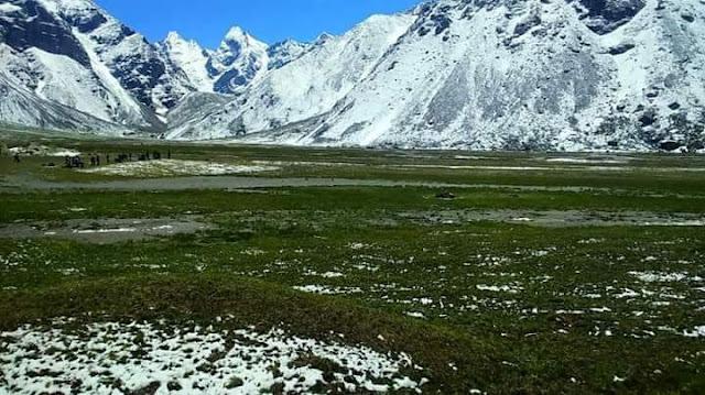 Devkyara Bugyal Mori Uttarkashi declared Trek of the Year