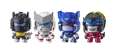 Transformers Mighty Muggs Mini Figure Series 2 by Hasbro