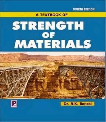 [PDF] Strength of  Materials By R K Bansal