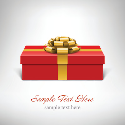 Cajas de regalos en vector