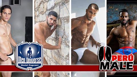 Men Universe Model 2017 | Candidatos