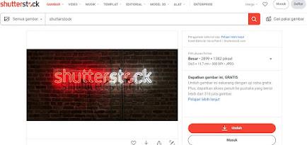 cara menjual foto di shutterstock