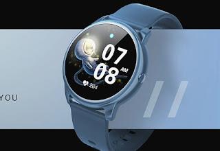 Crossbeats Orbit Smartwatch sabse Sasti Watch