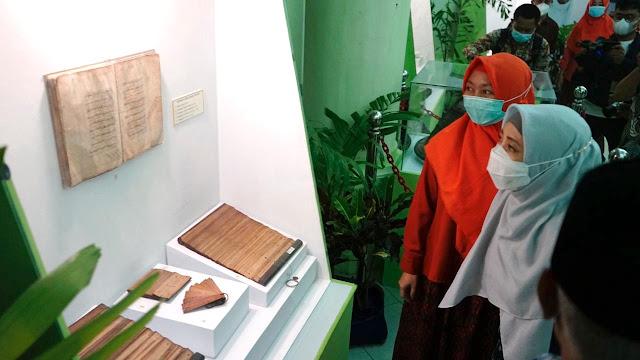 Buka Pameran Keliling, Wagub NTB minta Museum terus berinovasi