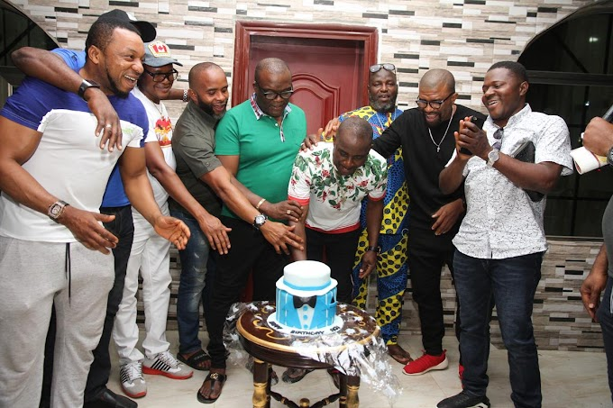 Agujiegbe Ojoto celebrates birthday [PHOTOS]