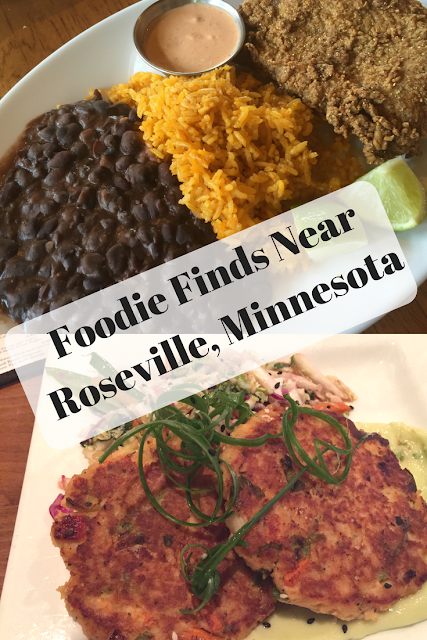 Foodie Finds Near Roseville, Minnesota