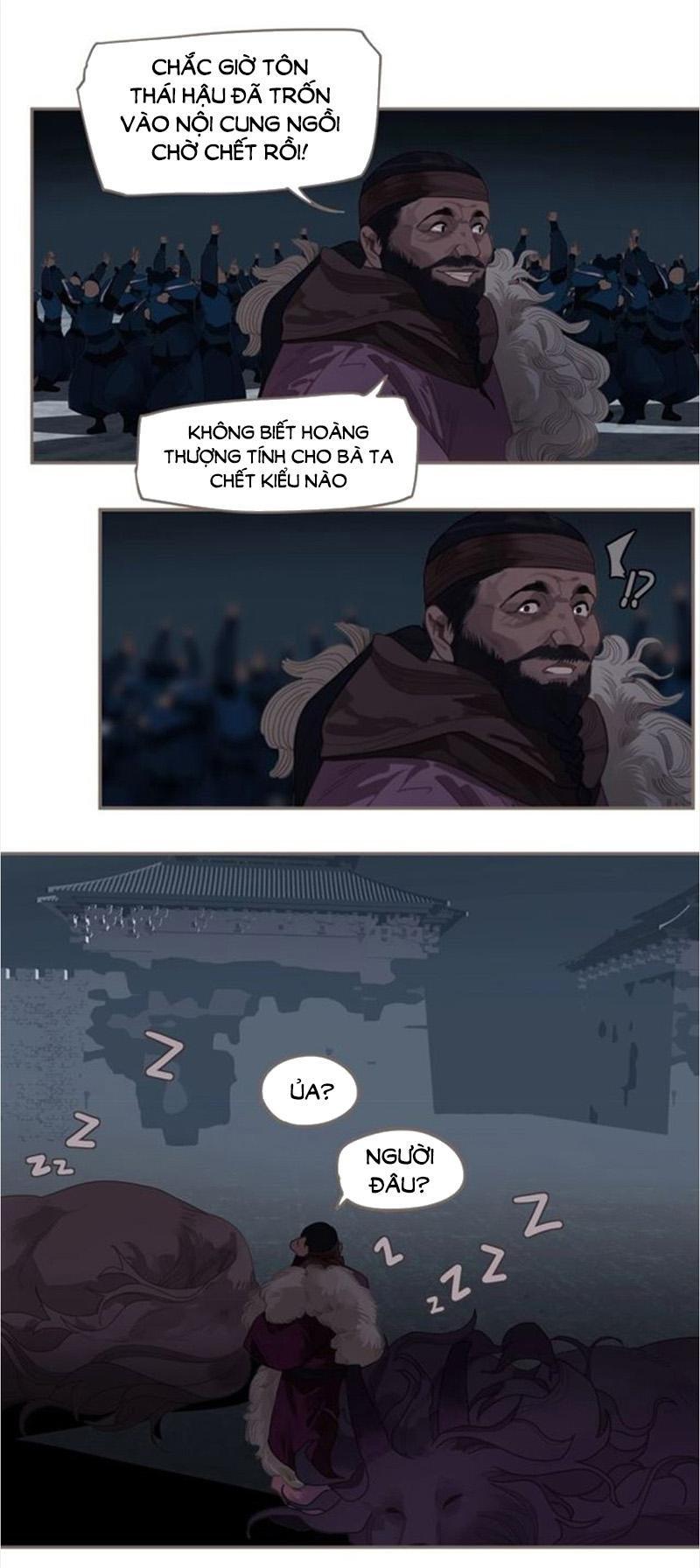 Nhất Đại Linh Hậu chap 114 - Trang 13