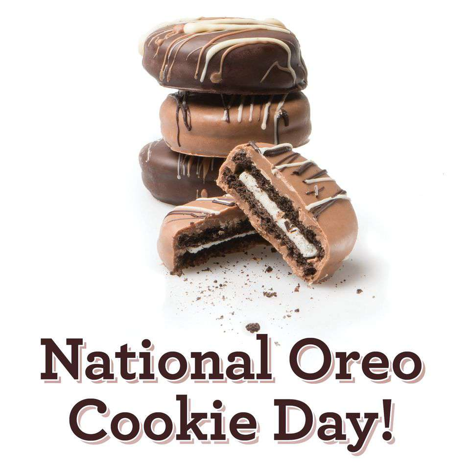 National Oreo Cookie Day Wishes pics free download