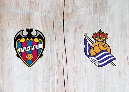 Levante vs Real Sociedad -Highlights 19 December 2020