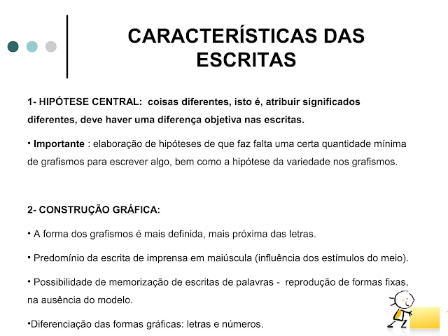 Psicogênese da língua escrita pdf
