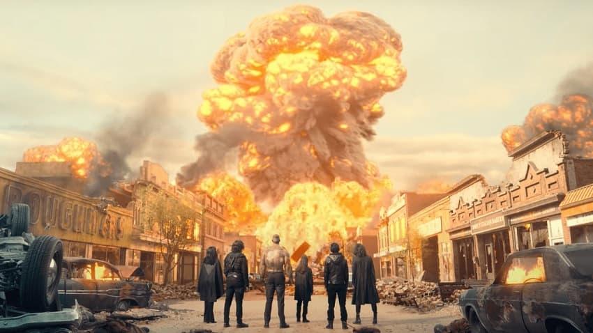 Netflix показал трёхминутный трейлер второго сезона сериала «Академия «Амбрелла»»