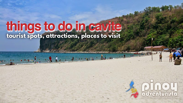 TOP THINGS TO DO IN CAVITE TOURIST SPOTS PLACES TO VISIT SAMPLE DIY ITINERARY
