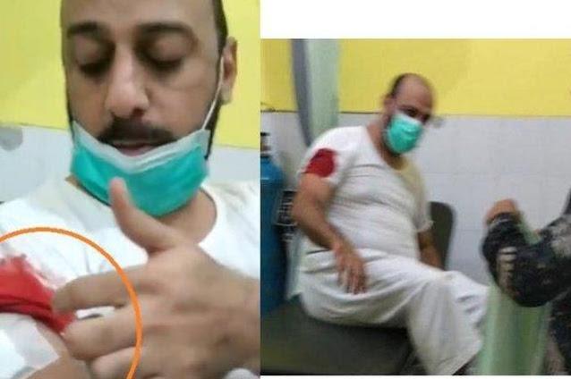Selama Ini Tak Ada yang Tahu, Hasan Akhirnya Beberkan Penyebab Kematian Syekh Ali Jaber, Ungkap Kaitannya dengan Insiden Penusukan Berdarah