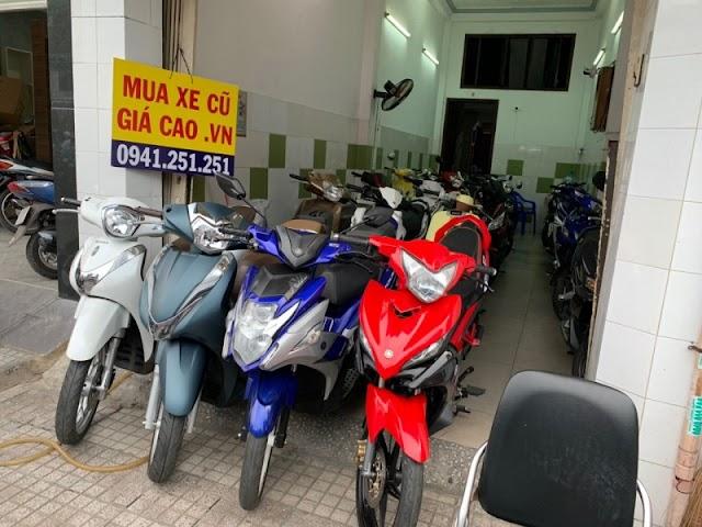 Hướng dẫn thủ tục sang tên xe máy cũ