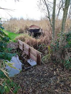 geocaching geocaches bruggetjes water driebruggen