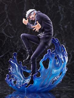 Gojo Satoru 1/7 de Jujutsu Kaisen, Shibuya Scramble Figure