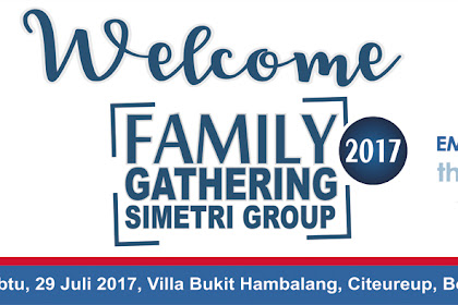 Newest For Contoh Desain Banner Family Gathering