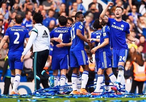 Chelsea 2014-2015 là Chelsea hay nhất của Mourinho