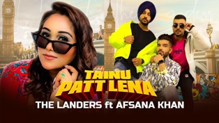 Tainu Patt Lena Lyrics - Davi Singh (The Landers)