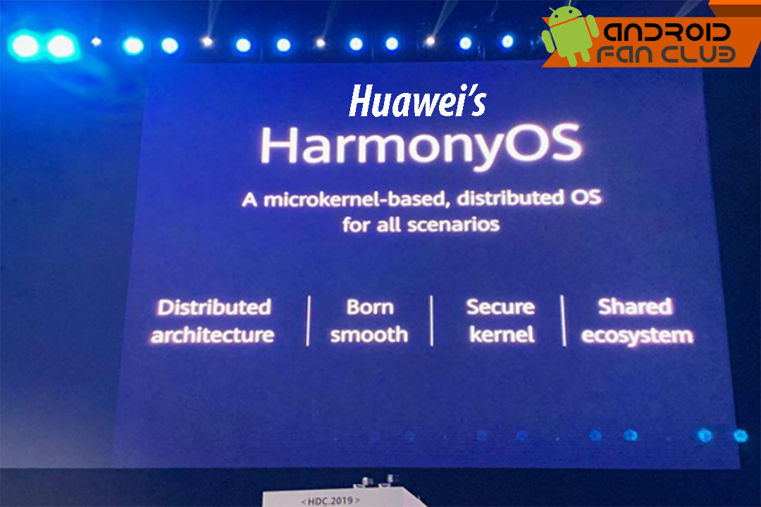 Huawei Unveiled HarmonyOS, an Android Alternative for Smartphones & Smart Devices