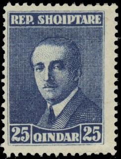 Albania King Zog