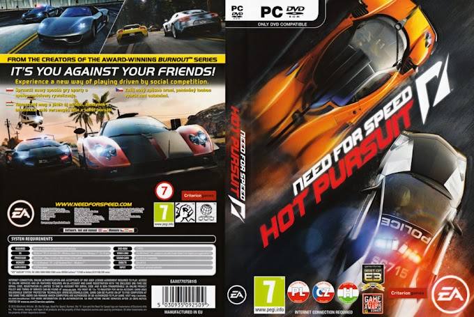 Need For Speed Hot Pursuit - PC Desktop