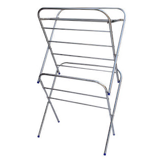Steel Cloths Drying Stand.