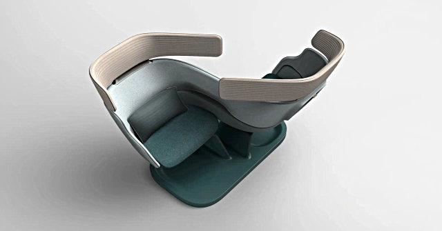 Joyn otonom araç tasarımı