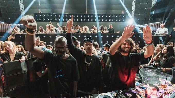 Ο Black Coffee κυκλοφόρησε το νέο του album και έχει κομμάτι με τον DJ Angelo