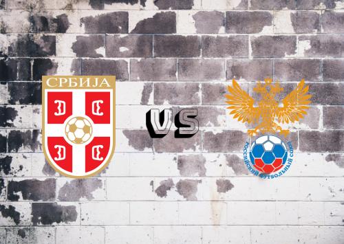 Serbia vs Rusia  Resumen
