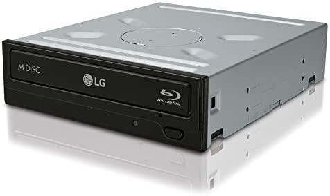 Review LG WH16NS40 Internal Blu-ray Disc Rewriter