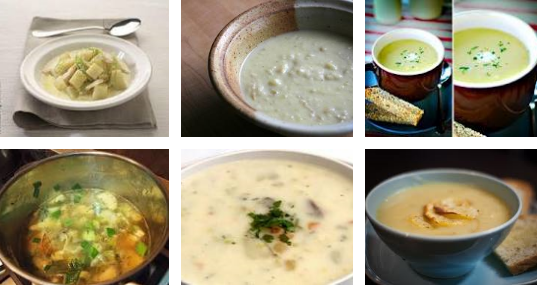 Potato And Leek Soup » Leek And Potato Soup » Potato And Leek Soup » Leek and potato soup ...