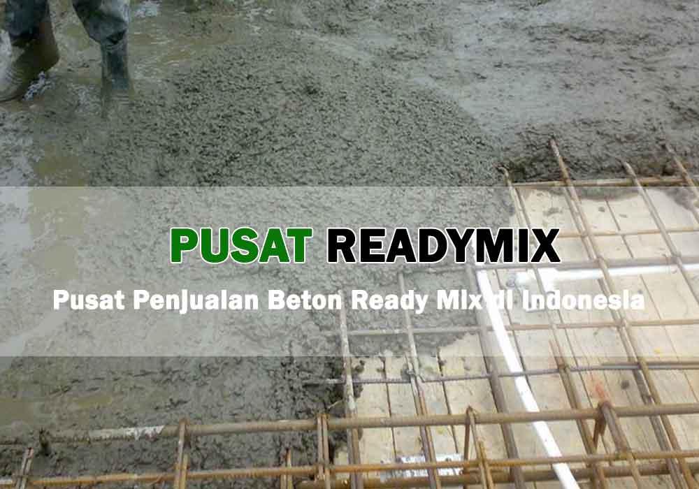 Beton ready mix di Cikarang
