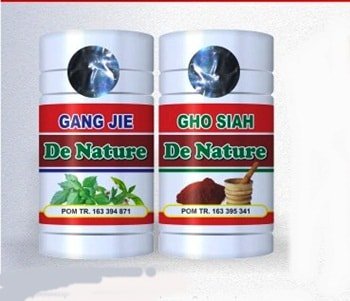 Obat Anyang Anyangan Herbal de Nature