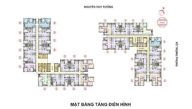 Chung cư Rivera Park Hà Nội 69 Vũ Trọng Phụng