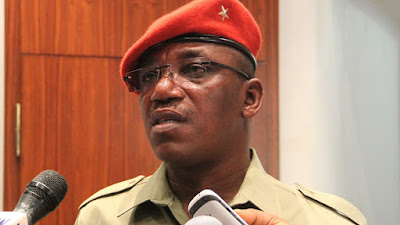 Sports Minister Solomon Dalung Escapes Death In Motor Accident