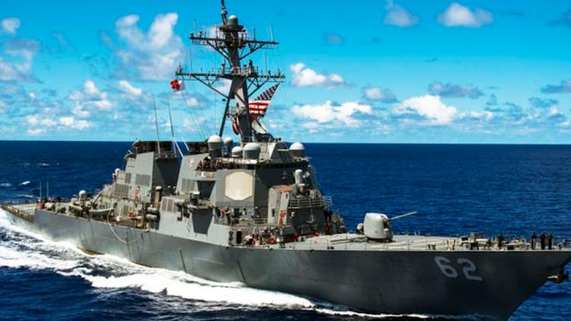 """Πλοίο των ΗΠΑ κατέσχεσε πυραύλους """"ιρανικού σχεδιασμού"""""""