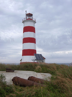 Sambro Island light house