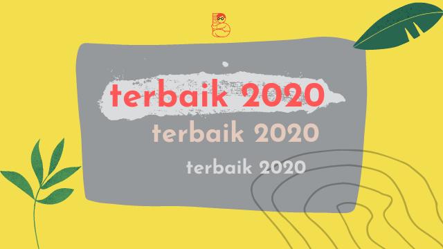 daftar buku terbaik 2020
