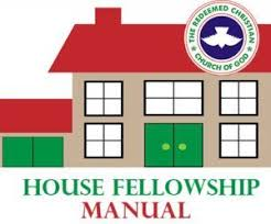 8 December 2019 RCCG House Fellowship Leader's Manual