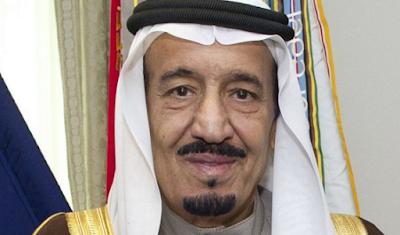 Ο Βασιλιάς της Σαουδικής Αραβίας Αμπντουλ Αζίς Αλ Σαούντ