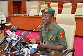 'Common criminals' behind the school assault in Nigeria - Army-Maj Gen John Enenche